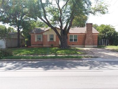 Mesquite Single Family Home For Sale: 604 W Kearney Street