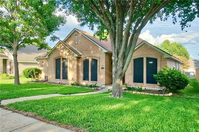 Allen Single Family Home For Sale: 1207 Spring Creek Drive