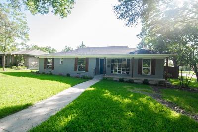 Dallas Single Family Home For Sale: 12208 Coolmeadow Lane