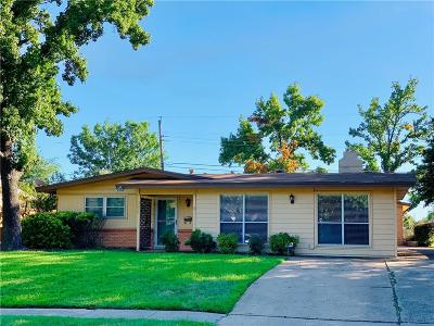 Irving Residential Lease For Lease: 2924 Pritchett Drive