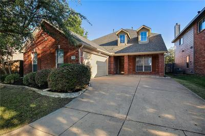 McKinney Single Family Home For Sale: 8120 Lonesome Spur Trail