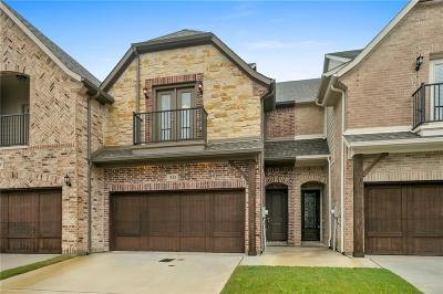 Wylie Townhouse For Sale: 311 Featherstone Trail