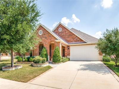 Frisco Single Family Home For Sale: 7334 Saint Petersburg Drive