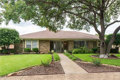 Richardson Single Family Home For Sale: 619 Birch Lane