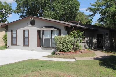 White Settlement Single Family Home For Sale: 122 N Redford Lane