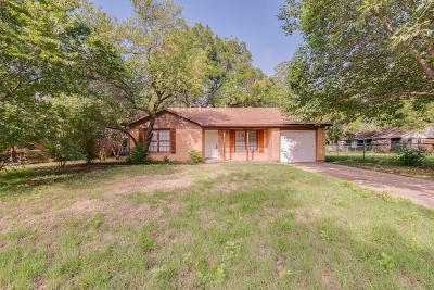 River Oaks Single Family Home Active Option Contract: 821 Lynda Drive