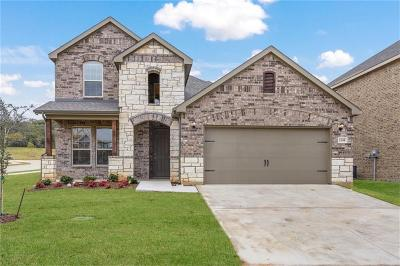 Kennedale Single Family Home For Sale: 1348 Mountain View Lane