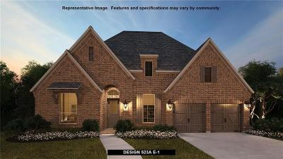 Prosper Single Family Home For Sale: 2710 Langley Way
