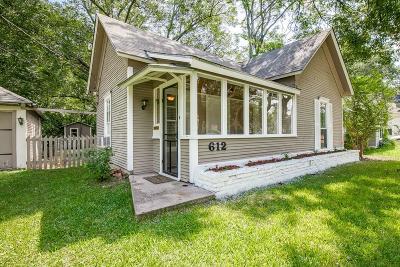 Terrell Single Family Home For Sale: 612 N Adelaide Street