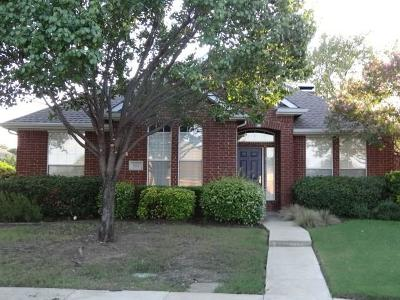 Irving Residential Lease For Lease: 122 Stonecreek Drive