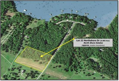 Kerens Residential Lots & Land For Sale: L 22 Northshore Drive