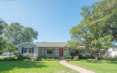Fort Worth Single Family Home For Sale: 4301 Bilglade Road