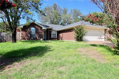 Weatherford Single Family Home For Sale: 1408 Westwood Drive