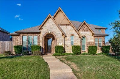 Prosper Single Family Home For Sale: 761 Livingston Drive