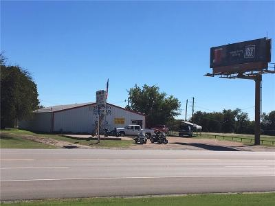 Granbury Commercial For Sale: 4061 E Us Highway 377