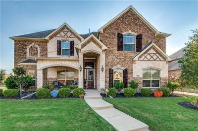 Prosper Single Family Home For Sale: 750 Livingston Drive