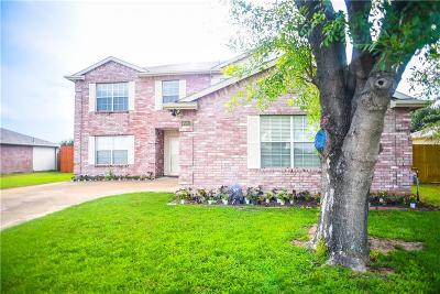 Rowlett Single Family Home For Sale: 4501 Sunny Brook Drive