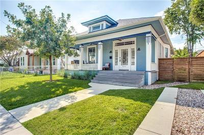 Dallas Single Family Home For Sale: 832 Melba Street