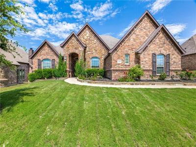 Fort Worth Single Family Home For Sale: 11016 Owl Creek Drive