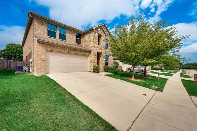 McKinney Single Family Home For Sale: 2804 Golfview Drive