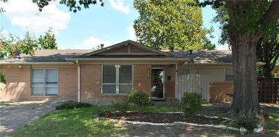 Farmers Branch  Residential Lease For Lease: 13426 Onyx Lane