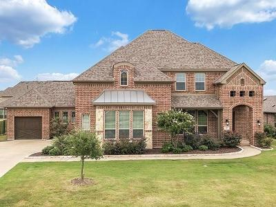 Rockwall Single Family Home For Sale: 817 Calm Crest
