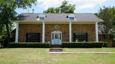 Glenn Heights Single Family Home For Sale: 928 E Bear Creek Road