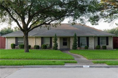 Richardson Single Family Home For Sale: 1431 Chippewa Drive
