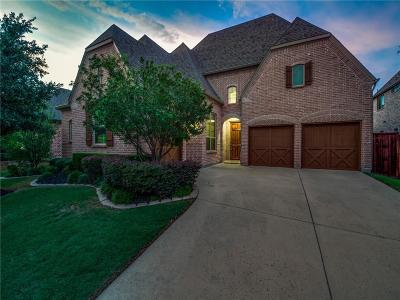 Frisco Single Family Home For Sale: 14822 Ireland Lane