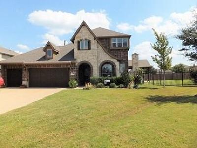 Mansfield Single Family Home For Sale: 4310 Gleneagles Drive