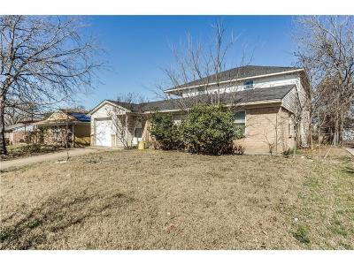 Mesquite TX Single Family Home For Sale: $185,000