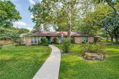 Plano Single Family Home For Sale: 1612 Amherst Drive