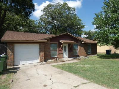 Garland TX Single Family Home For Sale: $169,900