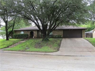 Fort Worth Single Family Home For Sale: 1405 Ems Road W