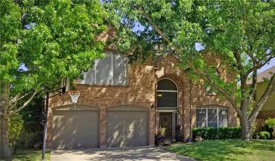 Grand Prairie Single Family Home For Sale: 3472 Braes Meadow Drive