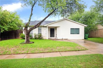 Single Family Home For Sale: 6016 Bogard Drive