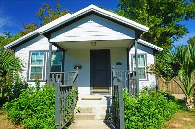 Fort Worth Single Family Home For Sale: 3904 Valentine Street