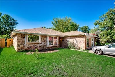 Grand Prairie Single Family Home Active Option Contract: 901 Cielo Vista Drive
