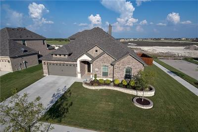 Waxahachie Single Family Home For Sale: 1580 Reserve Road