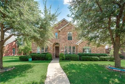 Richardson Single Family Home For Sale: 4116 Greenfield Drive