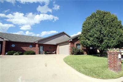 Mineral Wells Single Family Home For Sale: 6507 Shadowview Court