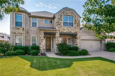 Prosper Single Family Home For Sale: 531 Devonshire Drive
