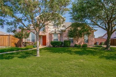 Collin County Single Family Home For Sale: 427 Lakehurst Drive