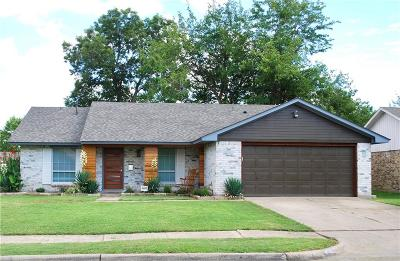 Garland Single Family Home For Sale: 438 Woodmere Drive
