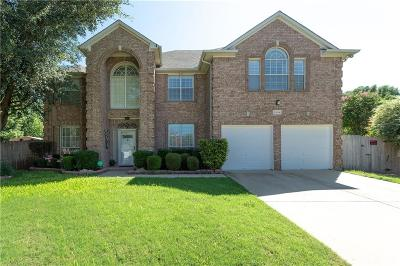 Fort Worth Single Family Home For Sale: 5204 Union Lake Court