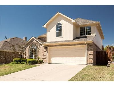 Arlington Single Family Home For Sale: 4732 Village Oak Drive