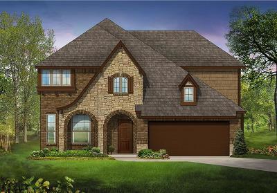 Denton Single Family Home For Sale: 9409 Lake Fork Trail