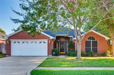 Arlington TX Single Family Home For Sale: $215,000