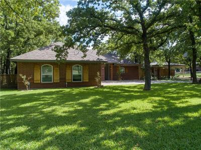 Granbury Single Family Home For Sale: 226 Deer Park Court