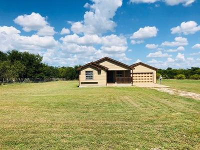 Ennis Single Family Home Active Option Contract: 815 Tom Sawyer Road